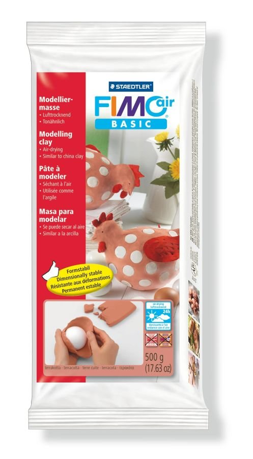 Modelina FIMO air basic 500 g