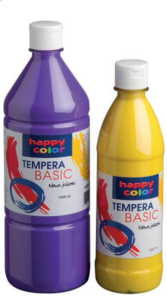 Farby HAPPY COLOR Tempera Basic
